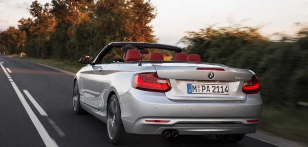 2015 BMW 2-Series Convertible 12