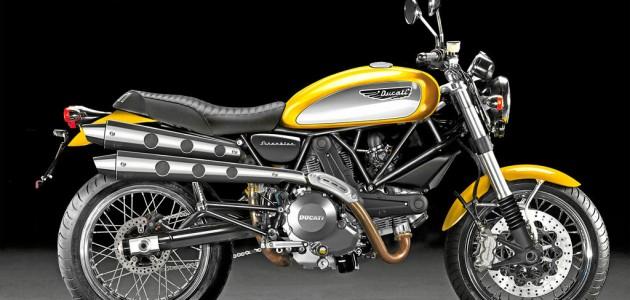Ducati Scrambler 2