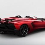 Lamborghini Aventador J Speedster 2