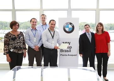 Nova fábrica da BMW em Araquari