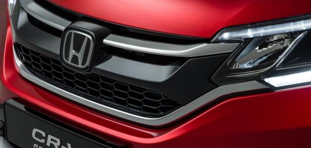 2015 Honda CR-V facelift 2