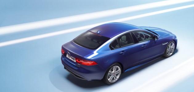 2015 Jaguar XE 8