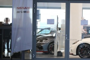 2015 Nissan Pulsar Nismo spy photo 2