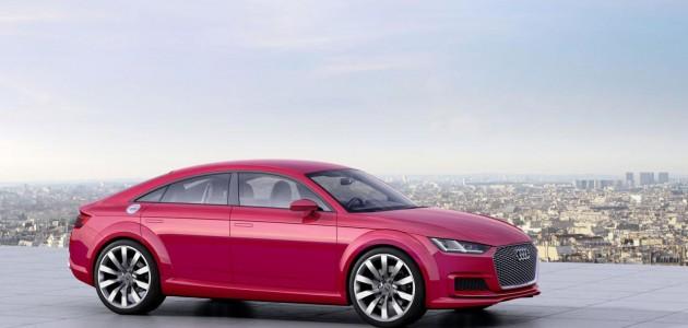 Audi TT Sportback concept 7