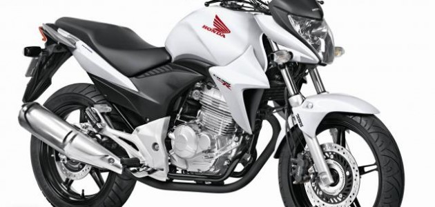 Honda CB 300R versão 2015