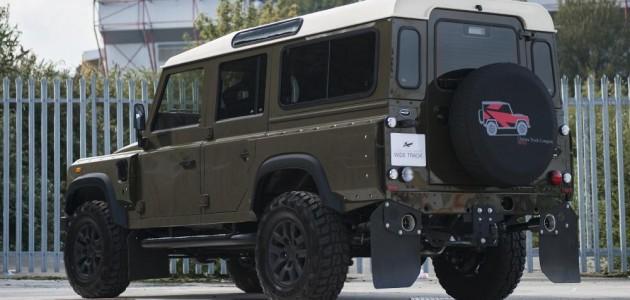 Land Rover Defender Chelsea Wide Track 2014 6