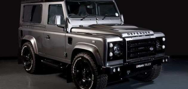 Land Rover Defender by Urban Truck 2014 2