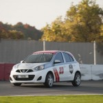 Nissan Micra race car 8
