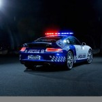 Porsche 911 Carrera for New South Wales police 4