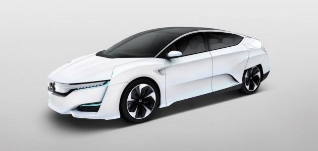 Honda apresenta FCV Concept