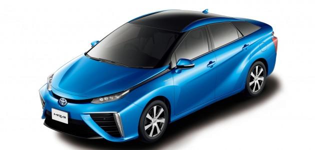 Toyota lança Mirai2