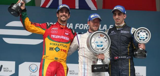FIA Formula E, 2nd race, Putrajaya