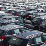 vendas anuais de veículos no Brasil