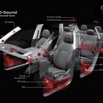 Faszinierend plastisch: Audi bringt den 3D-Klang ins Auto