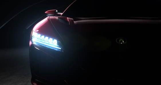 híbrido NSX terá estreia mundial