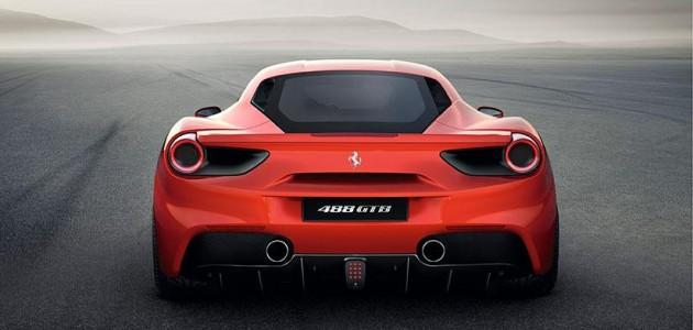 Ferrari 488 GTB 2015 9