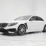 Brabus Rocket 900 based on Mercedes-Benz S65 AMG 4