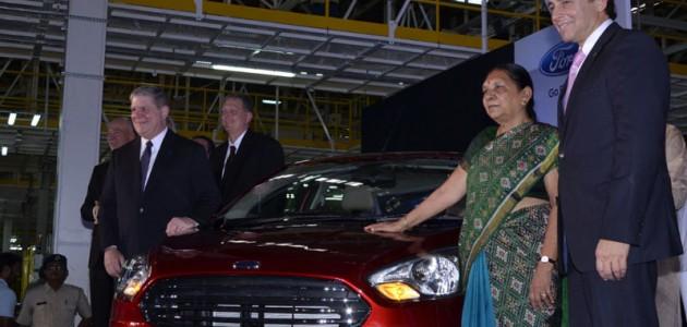 FordSanand-Índia