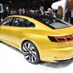 Volkswagen Sport Coupe Concept GTE at 2015 Geneva Motor Show3
