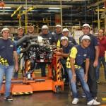 fábrica dos caminhões e ônibus Volkswagen