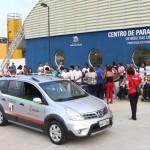 Nissan doa veículo a associação esportiva