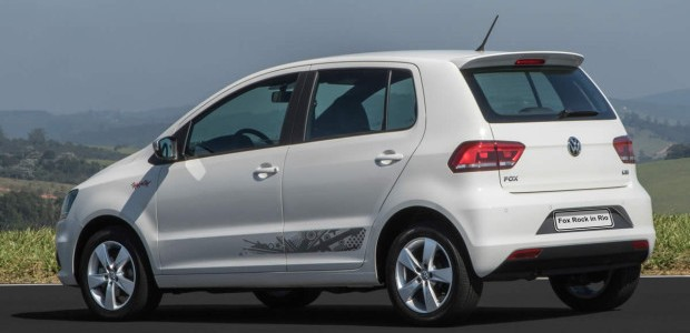 Novo Volkswagen Fox Rock in Rio3