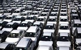 Vendas de veículos importados 2