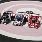 2015 Porsche 919 Hybrid lineup for Le Mans 3