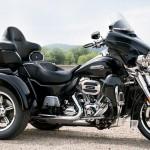 Harley Davidson Tri Glide Ultra para o Brasil