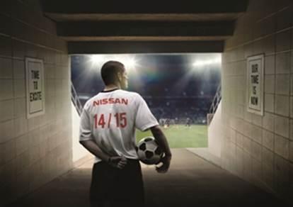 Nissan UEFA 2015