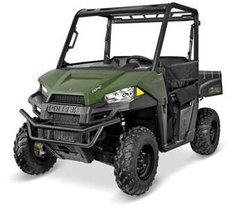 Polaris anuncia o novo utilitário Ranger 570