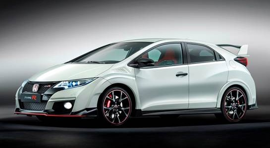 Honda inicia as vendas do Civic Type R na Europa