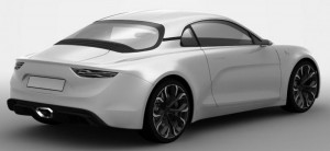 Alpine near production concept patent design5