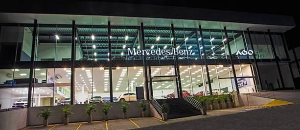 Mercedes-Benz inicia operações na cidade de Niterói