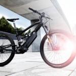 Patente BMW i equipa bicicleta elétrica 2