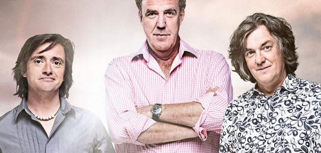 Richard Hammond, Jeremy Clarkson, James May