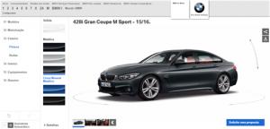 BMW Group Brasil lança ferramenta online Car Configurator para marcas BMW e MINI