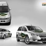 Carro elétrico chega na cidade de Canoas