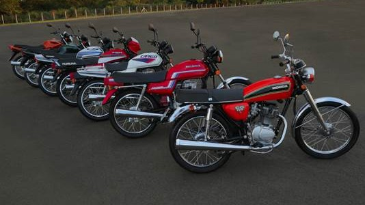 Honda Historia