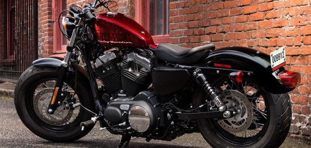 harley davidson forty eight 2015