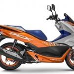 scooter conceito para os jovens motociclistas