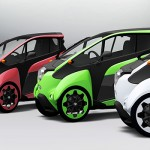 Toyota says it will commence trials of its 660-pound battery electric i-Road personal mobility vehicle in the greater Tokyo area on March 24.