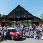 Clientes celebram 7 anos de presença da MINI no País
