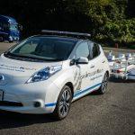 Nissan testa reboque autônomo no Japão