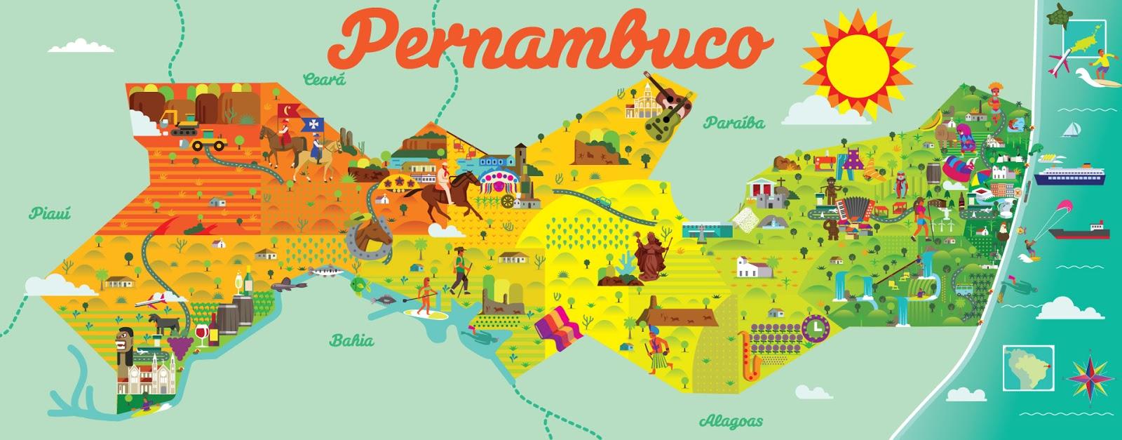 Como reduzir distâncias e conhecer o interior do estado de Pernambuco – Revista Torque